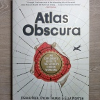 Travel Book Review: Atlas Obscura