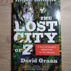Travel Book Review:           The Lost City of Z