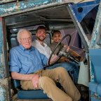 87-Year-Old Man Recreates Epic Overland Journey From His Youth