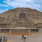 Exploring Teotihuacan